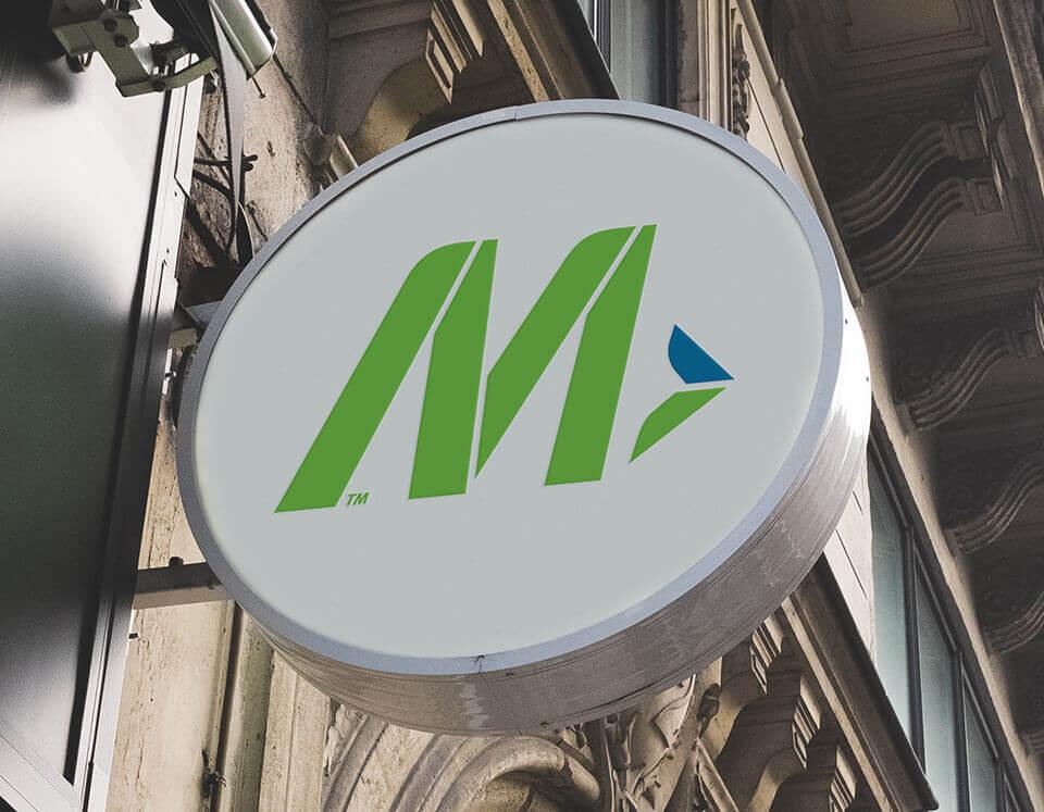 Public transport branding