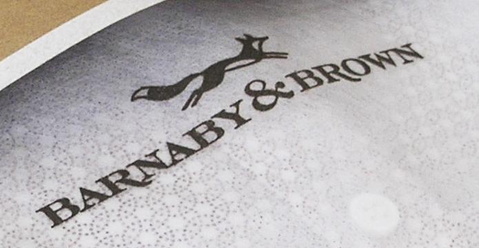Barnaby & Brown brandmark