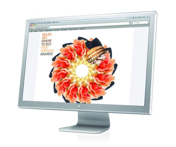 Homepage on computer web V02