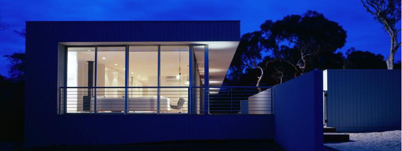 Intermode's contemporary looking abode