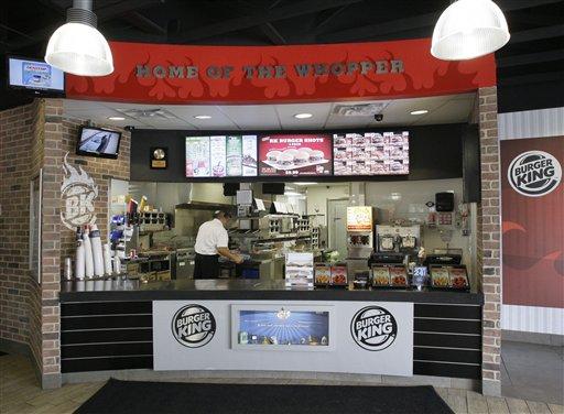 Burger King Store 1