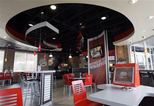 Burger King Store 2