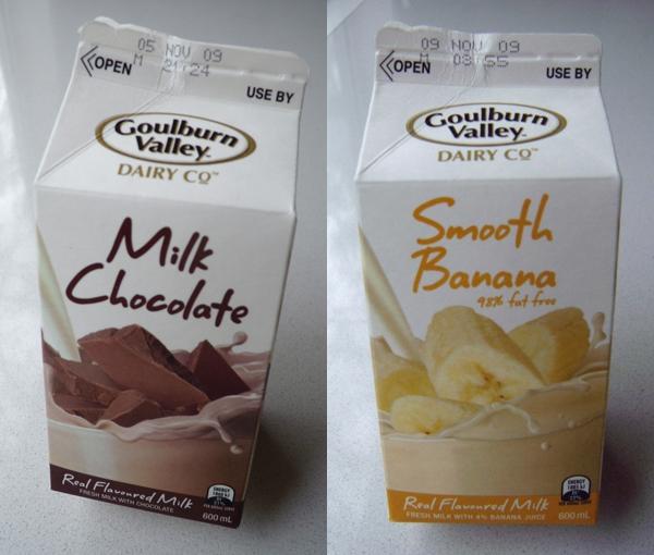 Goulburn Valley Chocolate Milk
