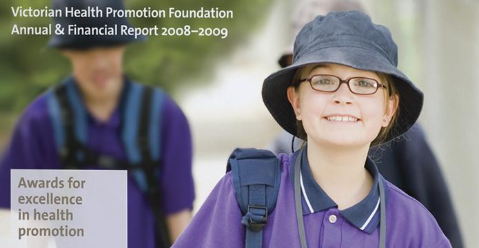 VicHealth 2009 Annual Report
