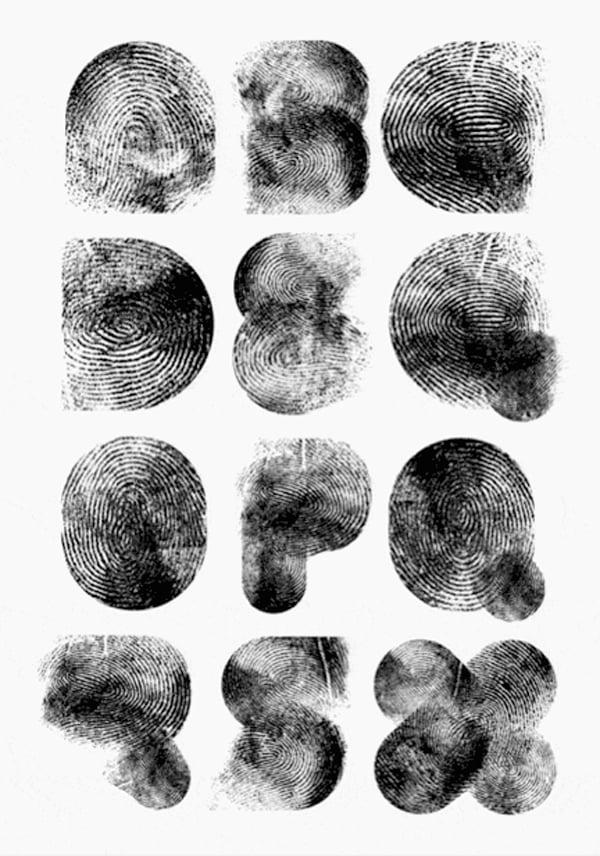Fingertype Jonathan Looman