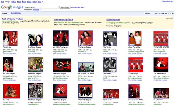 Google Screen Grab