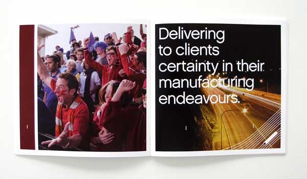 SAGE Brandbook Graphic Design Melbourne