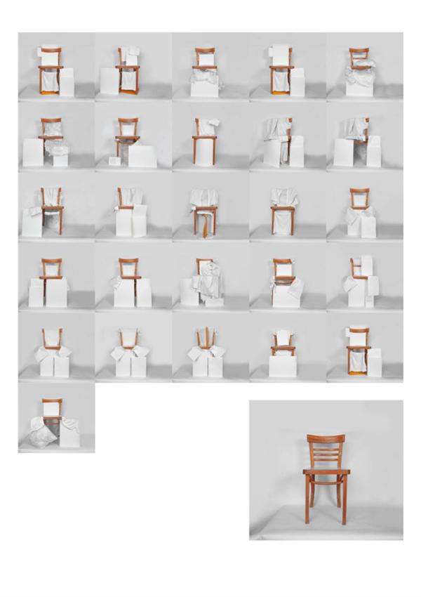 Take a seat by Amanda Alessandrine
