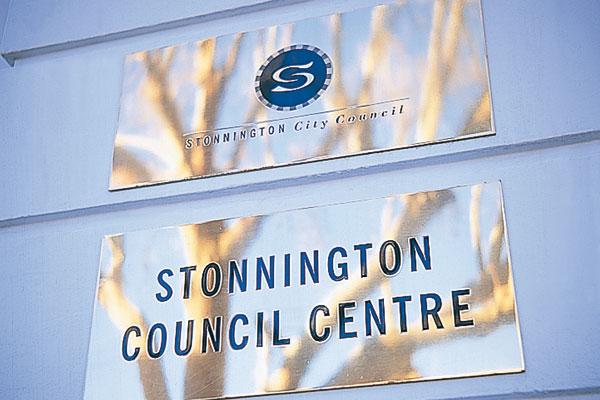 Stonnington Council Signage