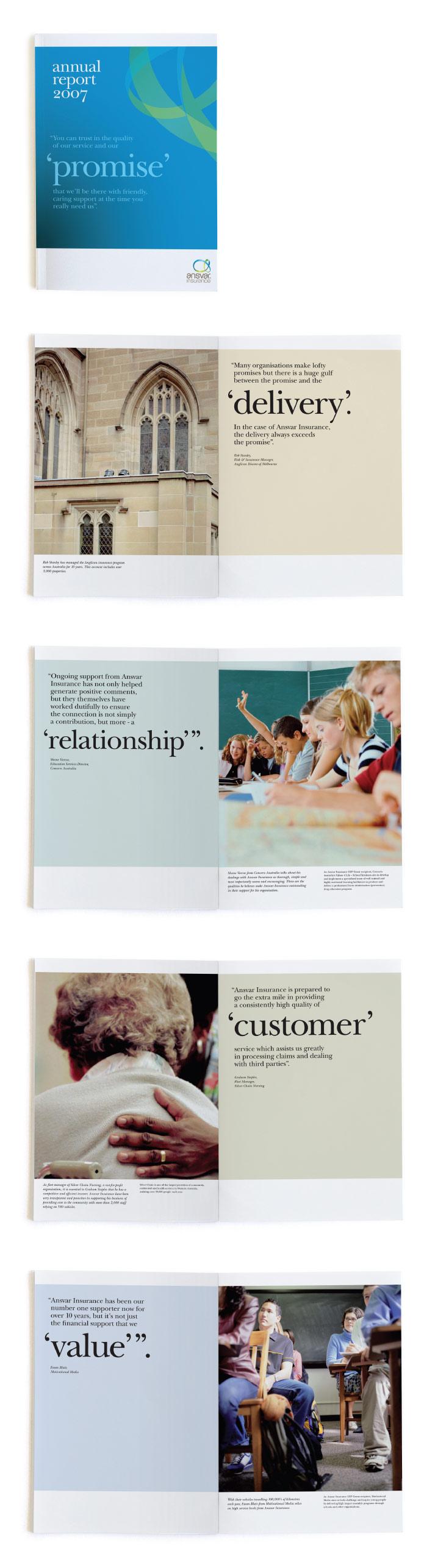 Ansvar Annual Report 2007