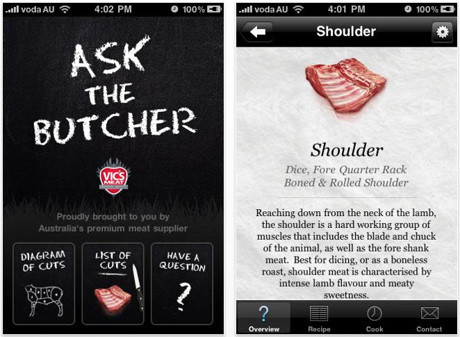 Ask The Butcher - Screen shots