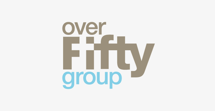 Over Fifty Group Logo