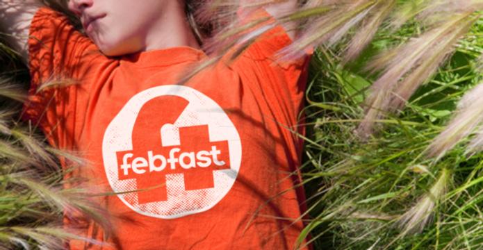 FebFast identity header image