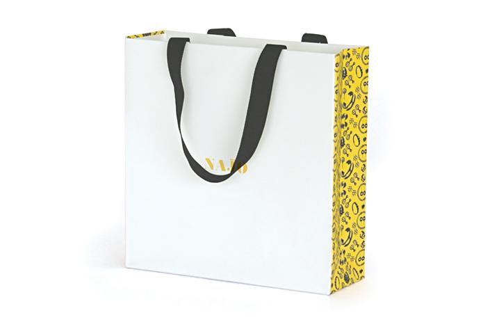 Najo jewellery brand packaging
