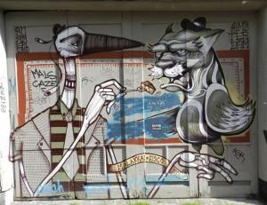 street-art-15, specialist retail agency