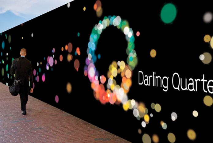 Darling Quarter Wall