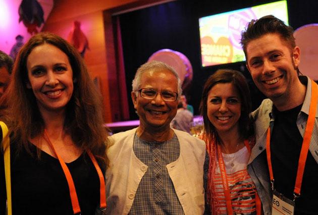 Dr Muhammad-Yunus