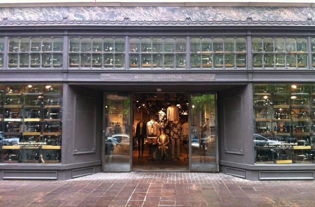 retail design agency