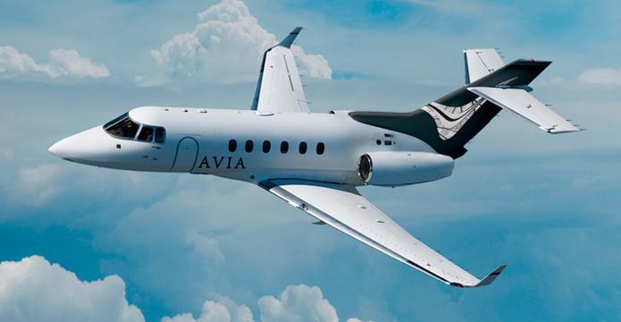 AVIA Plane