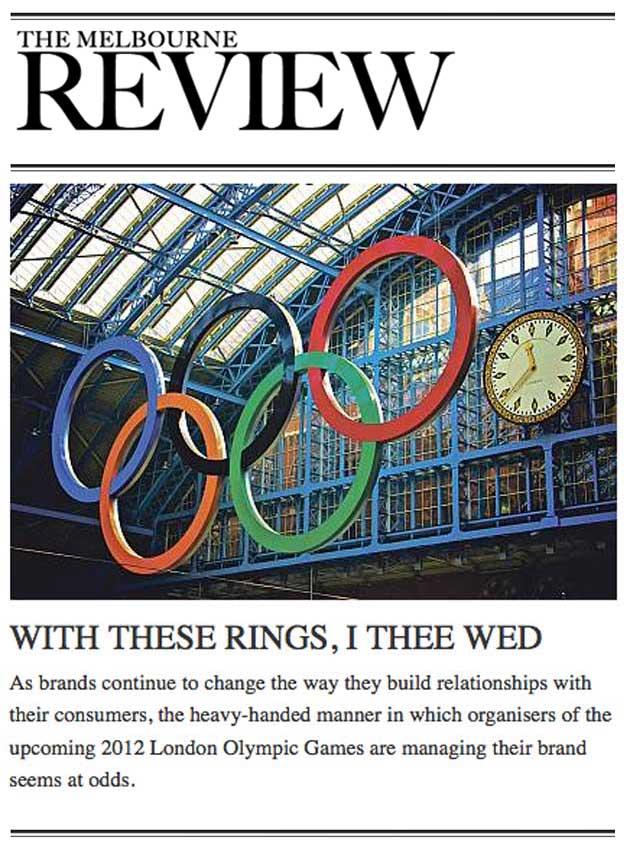 branding agency olympics
