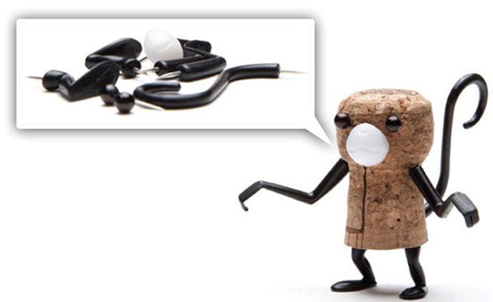Corker-brand-monkey