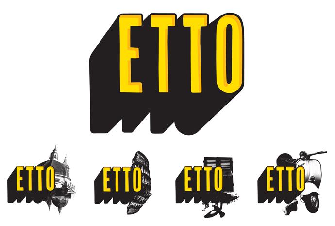ETTO-brandmarks