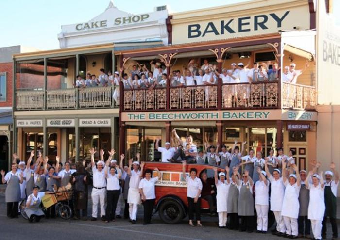 Beechworth Bakery Beechworth