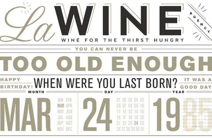 La Wine Agency a great brand