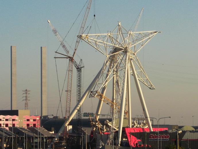 docklands-melbourne-observation-wheel