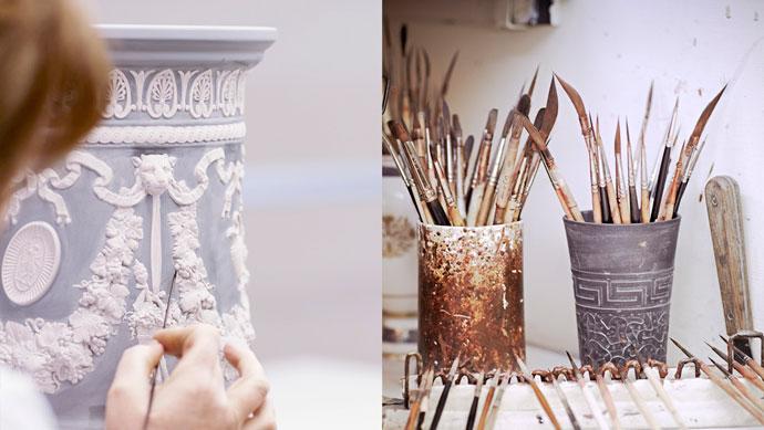 Wedgwood craftsmanship