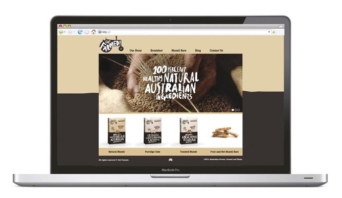 Get Farmed Website