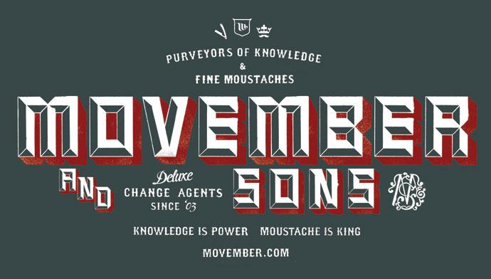 movember branding agency
