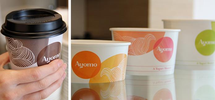 Ayomo Brand Packaging