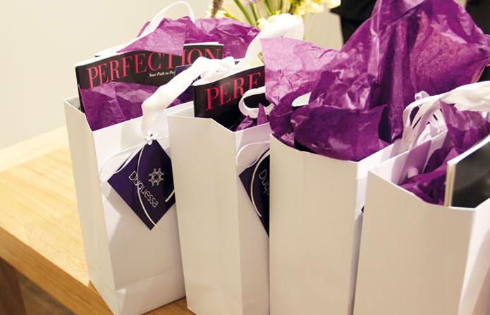 Duquessa Brand Show Bag