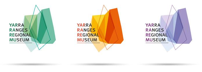 Yarra Ranges Regional Museum Brandmarks