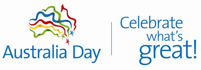 Aussie day logo