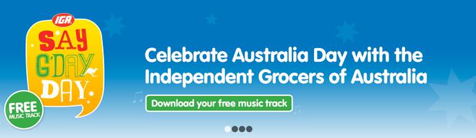 Australia Day ads