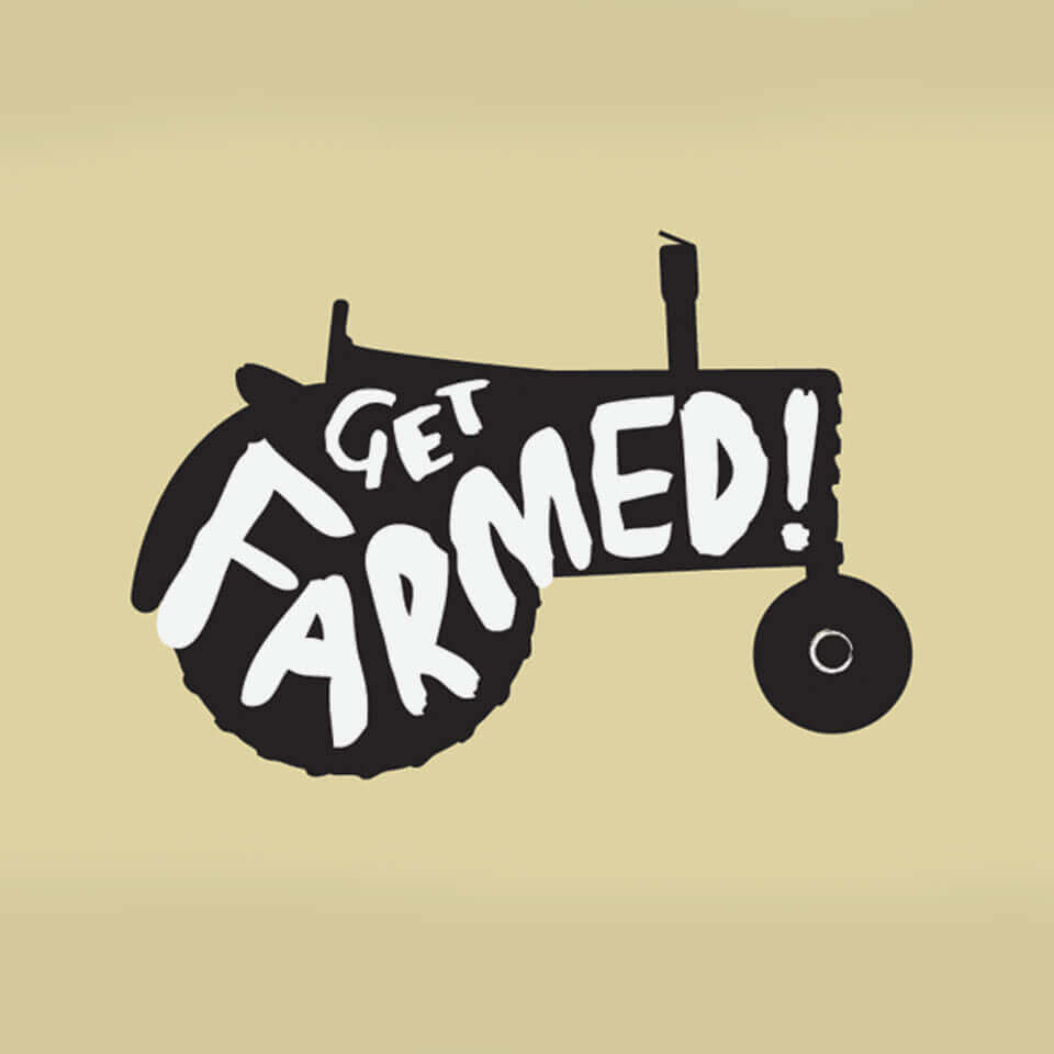 brand identity design FMCG Get Farmed