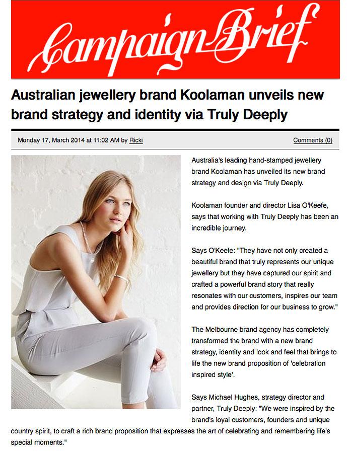 best brand agency Australia