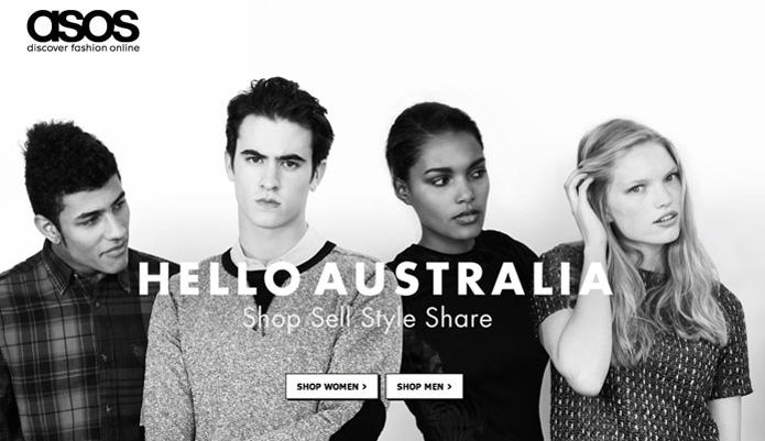 Asos brand launch