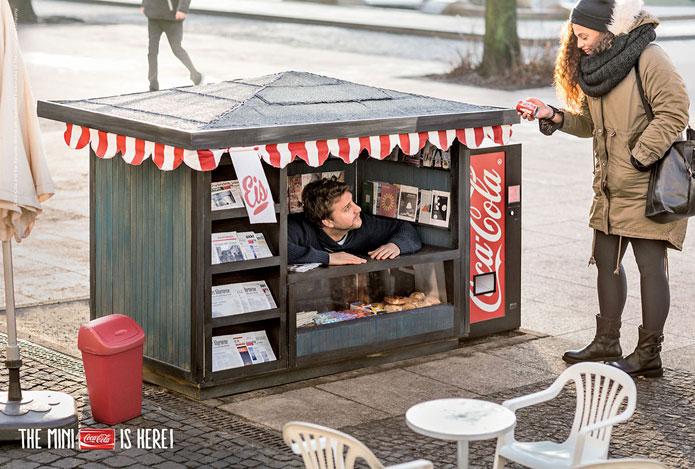 Coke branding agency