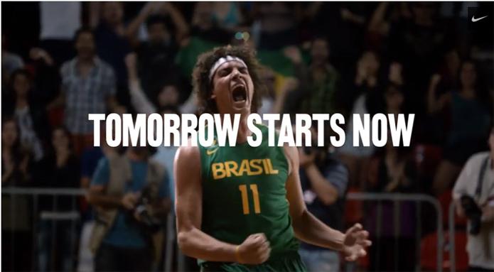 Nike Brazil campaign