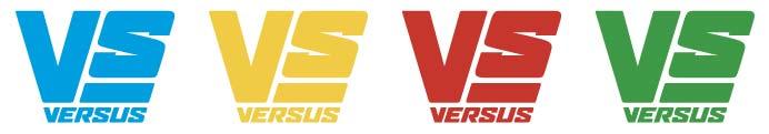 Vs Four Colour Brandmarks