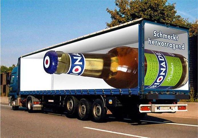 truck design branding agency