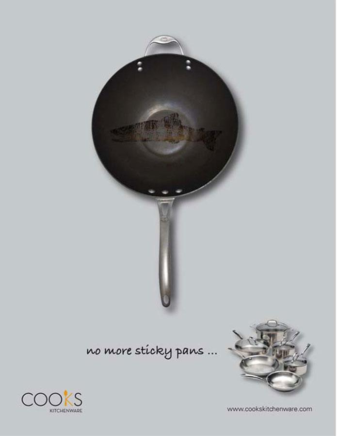 kitchenwear branding