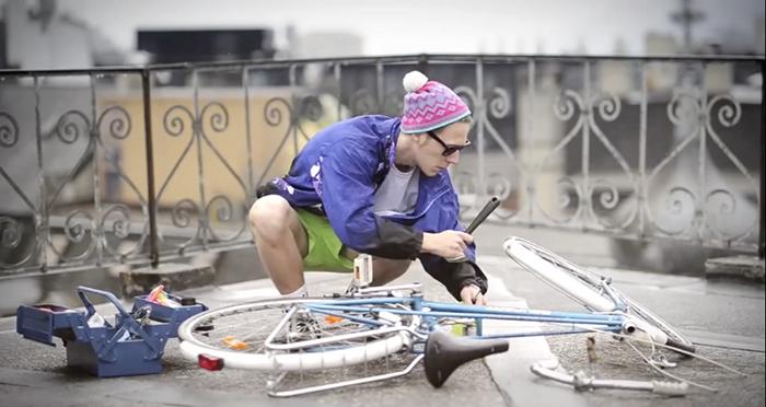 Dink = Bike + Love