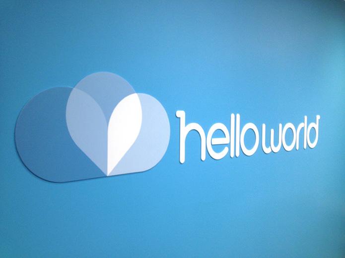 helloworld brand