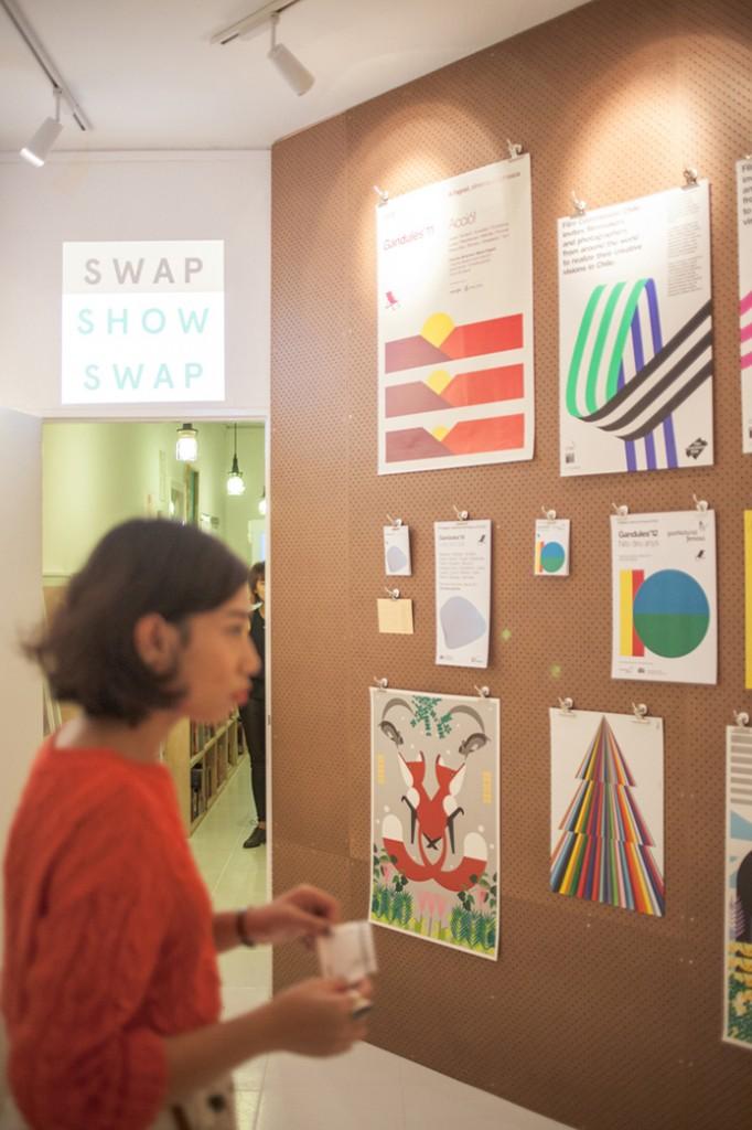 The Swap Show Branding 2