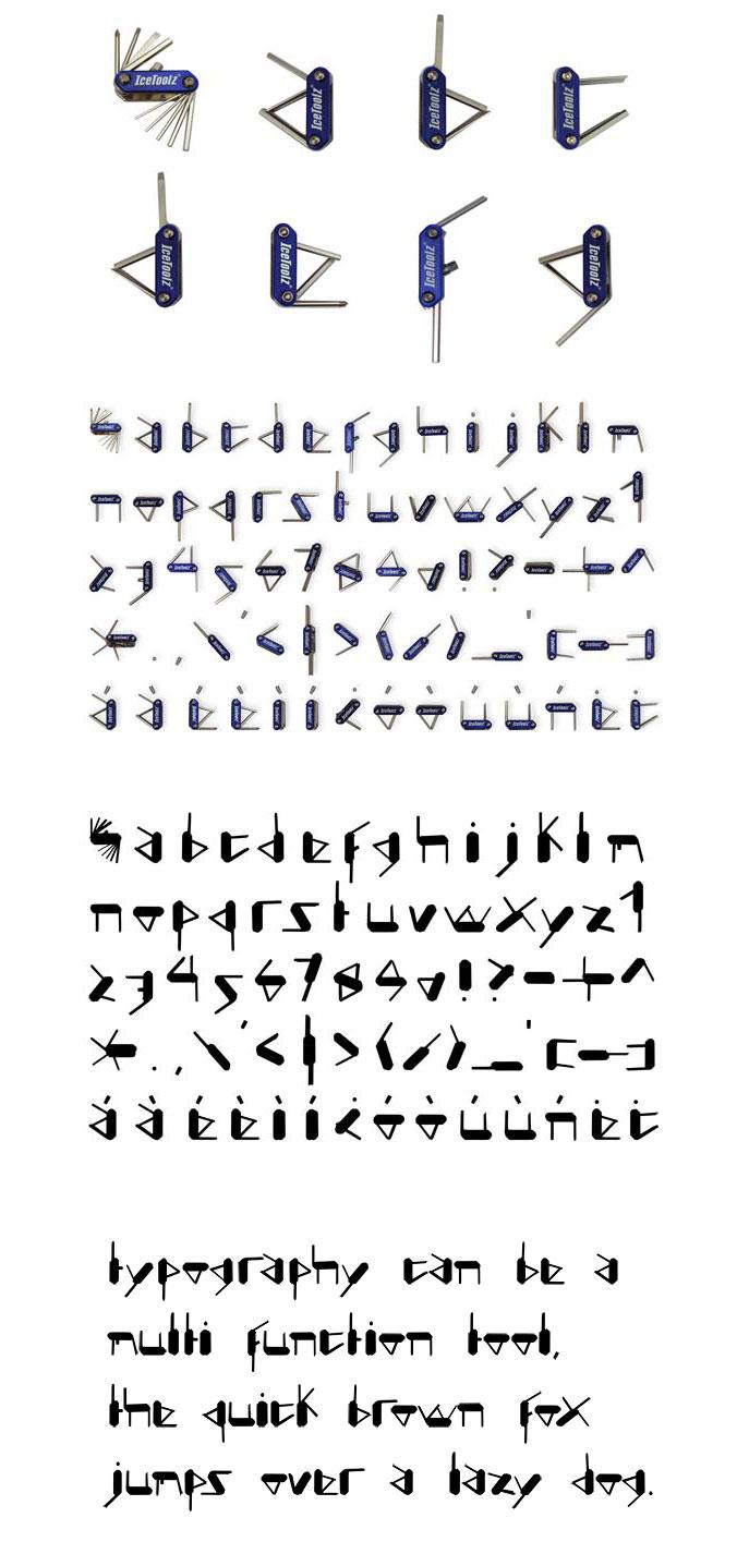 creative font design
