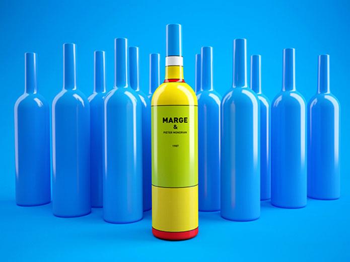Wine Packaging design studio